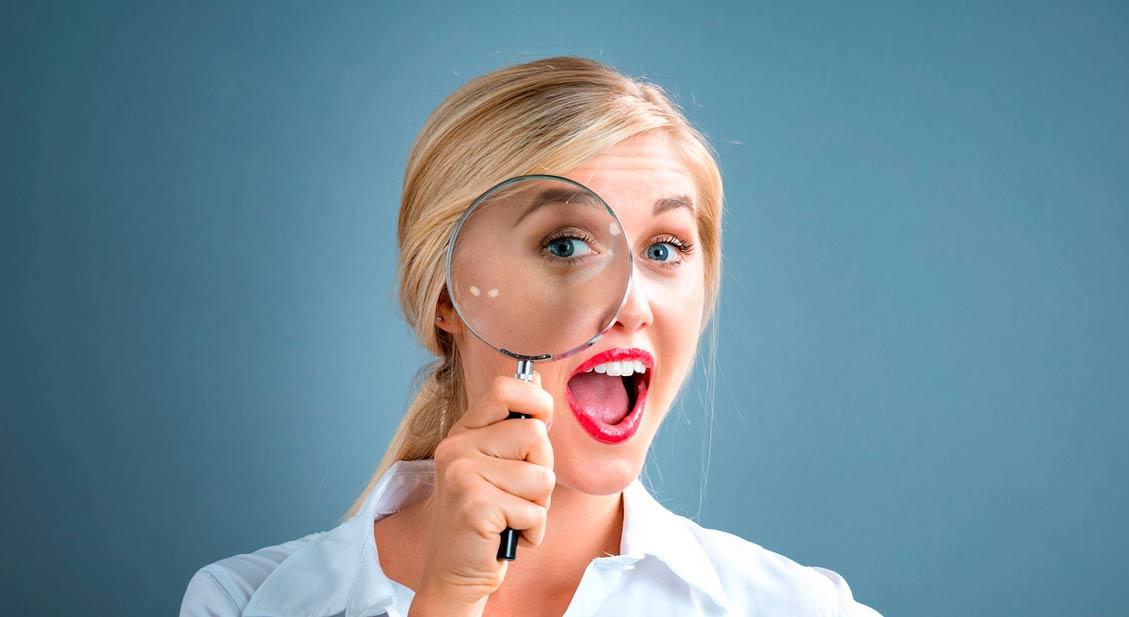 Kann eine Narbe im Auge unsere Sehkraft beeinflussen?