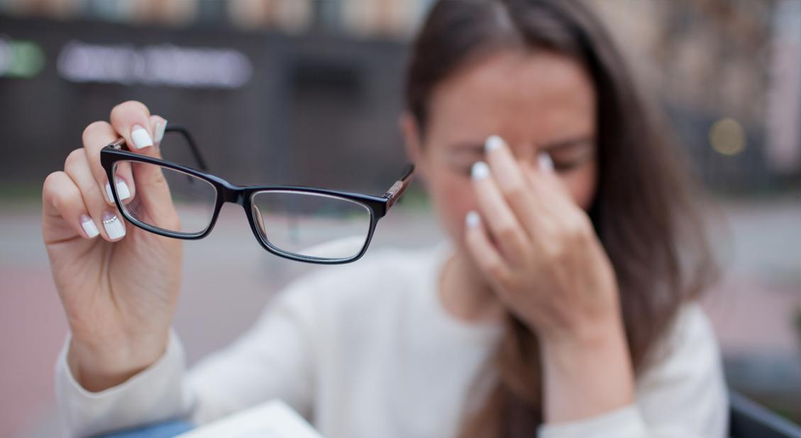 Augenlasern erhöht die Lebensqualität